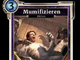 Mumifizieren