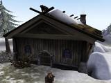 Eismähnes Hütte
