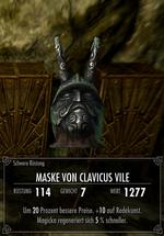 Maske von Clavicus Vile