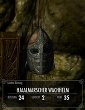Hjaalmarscher Wachhelm
