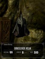 Orkischer Helm