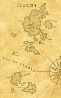 Kontinent Yokuda