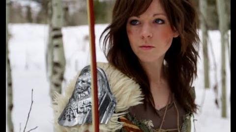 Skyrim- Peter Hollens & Lindsey Stirling