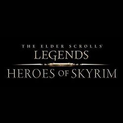 Heroes of Skyrim логотип