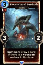 Blood-Crazed Daedroth