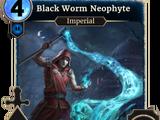 Black Worm Neophyte