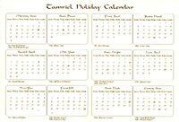 Calendar Arena Manual