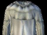 Біла роба монаха