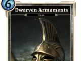 Dwarven Armaments