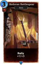 Redoran Battlespear