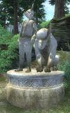 Клавікус Вайл (статуя Obl)