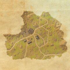 Камінь Шора (план)