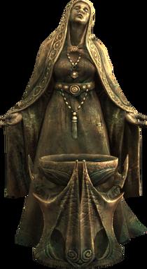 Statue of Mara