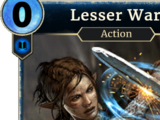 Lesser Ward