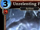 Unrelenting Force