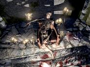 Мелайн Варен скелет