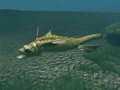 Риба-вбивця (Oblivion)