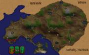 Хегат на мапі