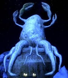 Статуя Хермеуса Мори (Oblivion)