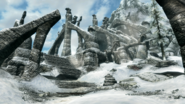 The Elder Scrolls V Skyrim Bleak Falls 4k Screen