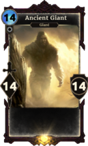 Ancient Giant 14-14