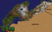 Вейрест (Arena) на мапі