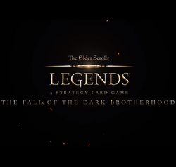 The Fall of the Dark Brotherhood logo