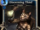Discerning Thief