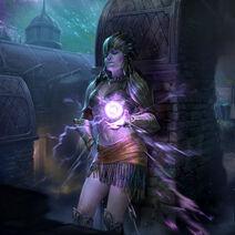 Dark Seducer Legends Art