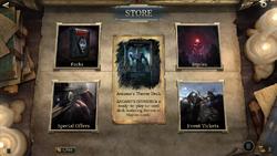 Крамниця Heroes of Skyrim