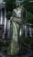 Kynareth statue