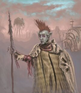 1263799466 dunmer in the ashlands by demi urgic