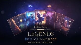 The Elder Scrolls Legends - Isle of Madness Trailer