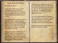 Ікло морських гадюк (Online)