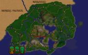 Блекроуз (Arena) на мапі