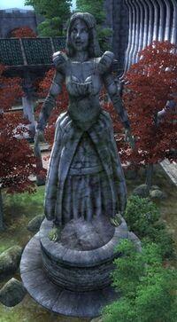 Статуя Алессії