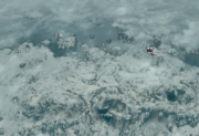 Вінтерхолд (Skyrim) на мапі