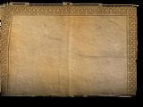 Лист некроманта