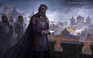 Верховний Король Емерік (Online концепт-арт)
