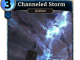 Channeled Storm