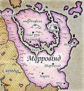 Карта Морровінда