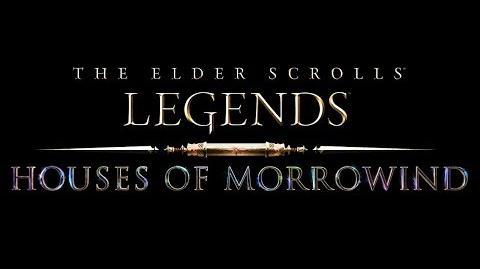 The Elder Scrolls Legends - Houses of Morrowind Trailer