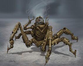 Двем. павук Арт1