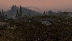 Пейзаж володіння Вайтран
