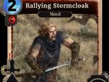 Rallying Stormcloak