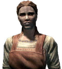 Сіґрід (Skyrim) 1