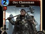 Orc Clansman