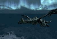 Дюрневір у нічному небі