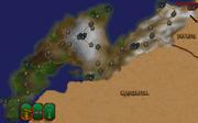 Джеханна (Arena) на мапі