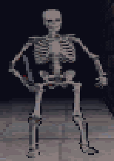 Скелет (Arena)